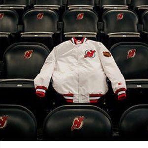 Starter New Jersey Devil Bomber Jacket
